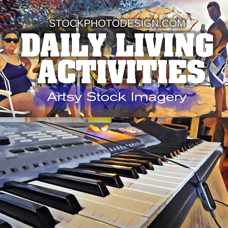 Daily Living Activities Images