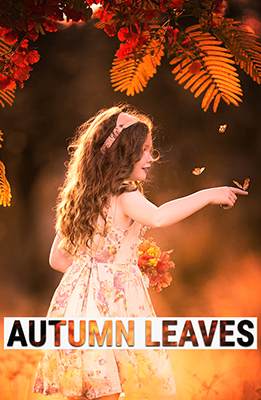 Autumn Leaves Photoshop Effect