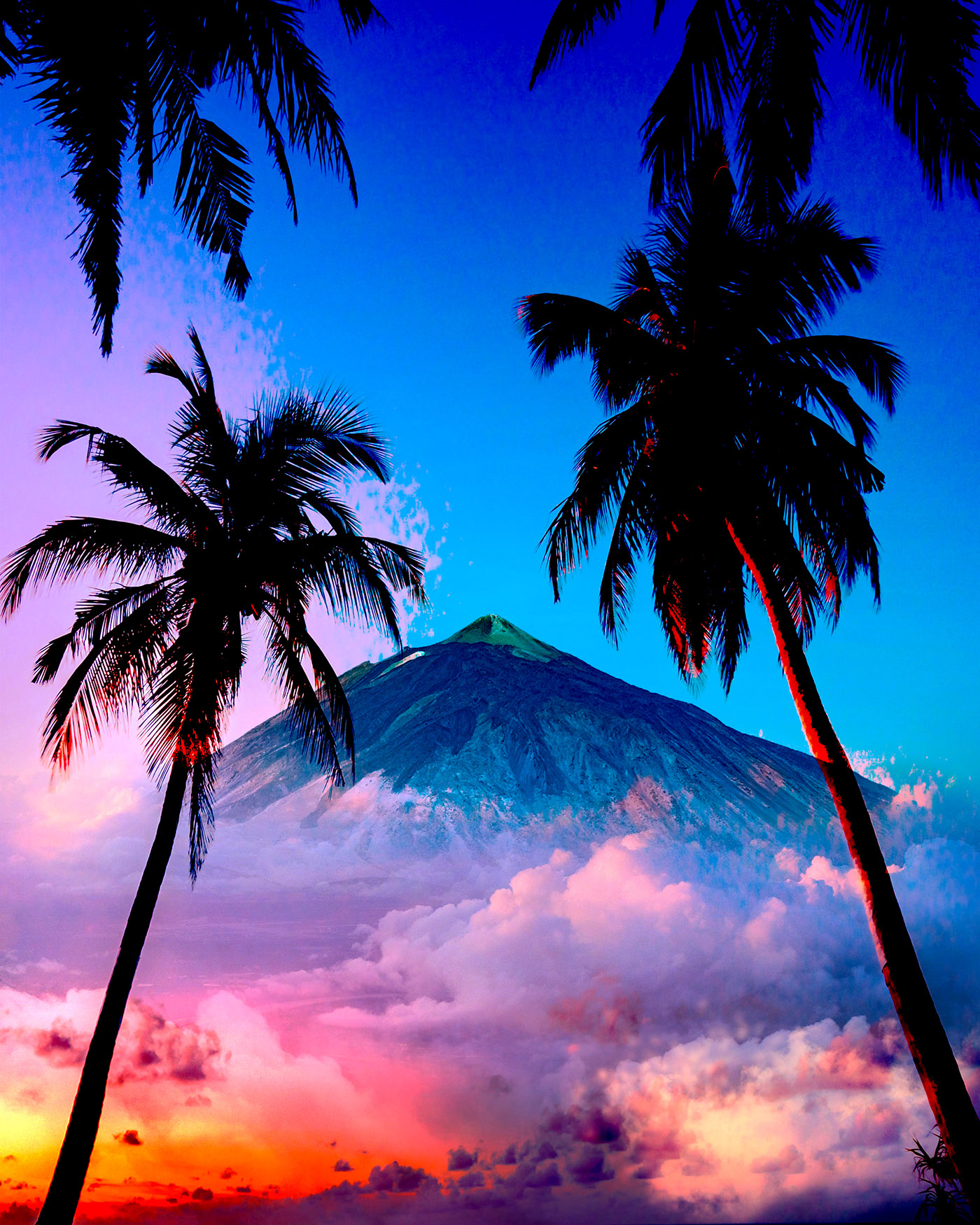 Beautiful Caribbean Paradise 01 - Royalty-Free Stock Imagery