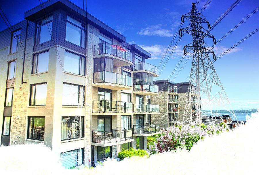Urban Residential Electrification on White